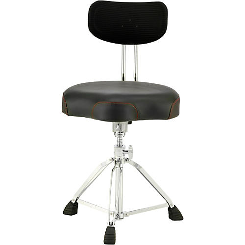 Pearl Roadster D3500BR Multi-Core Saddle Throne w/Backrest