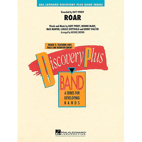 Hal Leonard Roar - Discovery Plus Concert Band Level 2