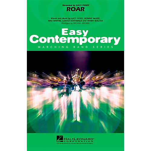 Hal Leonard Roar - Easy Pep Band/Marching Band Level 2