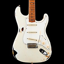 Roasted Tomatillo Relic Stratocaster Limited Edition Electric Guitar Aged Olympic White