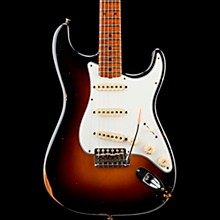 Roasted Tomatillo Relic Stratocaster Limited Edition Electric Guitar Wide Fade 2-Color Sunburst