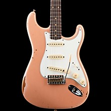 Roasted Tomatillo Relic Stratocaster Rosewood Fingerboard Electric Guitar Aged Dirty Shell Pink