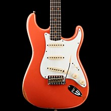Roasted Tomatillo Relic Stratocaster Rosewood Fingerboard Electric Guitar Aged Tahitian Coral