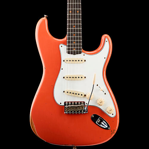 Fender Custom Shop Roasted Tomatillo Relic Stratocaster Rosewood Fingerboard Electric Guitar