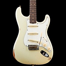 Roasted Tomatillo Relic Stratocaster Rosewood Fingerboard Electric Guitar Aged Tomatillo Green