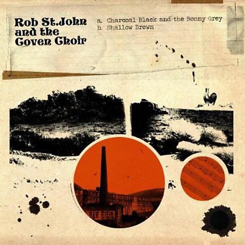 Alliance Rob St. John - Charcoal Black & the Bonny Grey/Shallow Brown