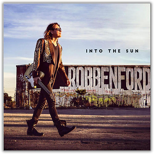 WEA Robben Ford - Into the Sun Vinyl LP