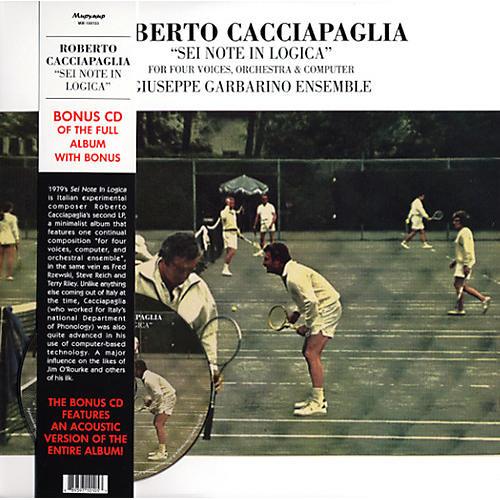 Alliance Roberto Cacciapaglia - Sei Note in Logica