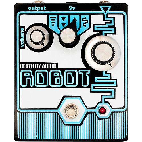 Death By Audio Robot Lo-fi Pitch Shifter Effects Pedal