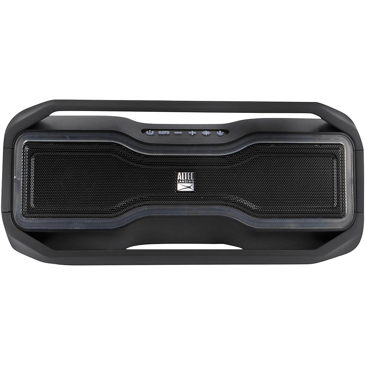Altec Lansing Rock Box Mini Rugged Bluetooth Speaker
