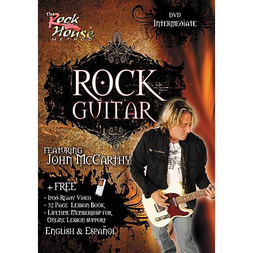 Hal Leonard Rock Guitar Intermediate (DVD)