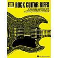 Hal Leonard Rock Guitar Riffs Book thumbnail