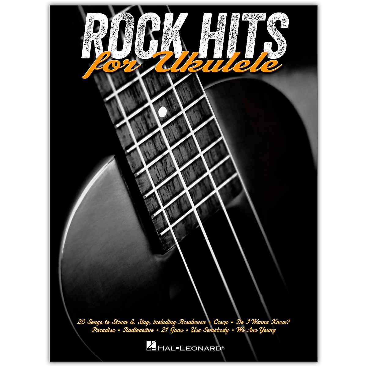 Hal Leonard Rock Hits for Ukulele