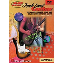 Musicians Institute Rock Lead Guitar (DVD)