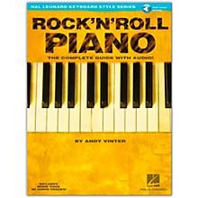 Hal Leonard Rock 'N' Roll Piano - Hal Leonard Keyboard Style Series (Book/Online Audio)