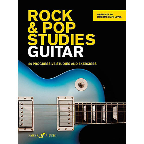 Faber Music LTD Rock & Pop Studies Guitar Book