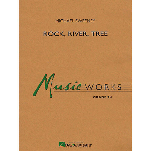Hal Leonard Rock River Tree Concert Band Level 2