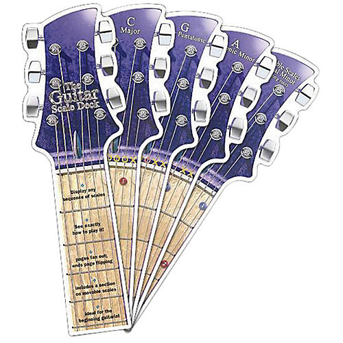 Hal Leonard Rock Scale Deck