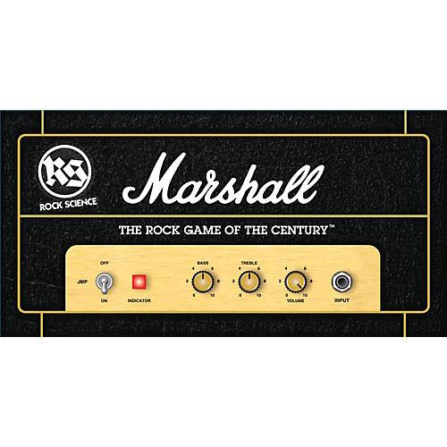 Hal Leonard Rock Science Marshall Board Game