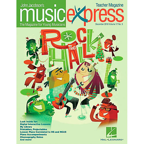Hal Leonard Rock the Hall Vol. 17 No. 3 PREMIUM PLUS COMPLETE PAK by American Authors Arranged by Emily Crocker