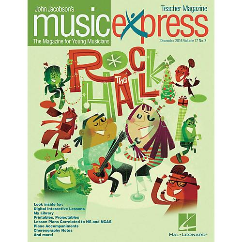 Hal Leonard Rock the Hall Vol. 17 No. 3 TEACHER W/AUDIO&PDF DOWNLOADS by American Authors Arranged by Emily Crocker