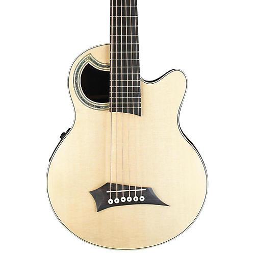 RockBass by Warwick RockBass Alien Deluxe 6-String Acoustic-Electric Bass Guitar