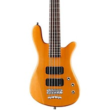 Rockbass Streamer Standard 5-String Electric Bass Guitar Honey Violin Oil