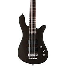 Rockbass Streamer Standard 5-String Electric Bass Guitar Nirvana Black Oil