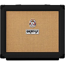 Orange Amplifiers Rocker 15 15W 1x10 Tube Guitar Combo Amplifier Level 1 Black
