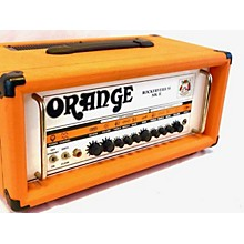 Orange Amplifiers Rockerverb RK50H MKII Union Jack 50W Tube Guitar Amp Head