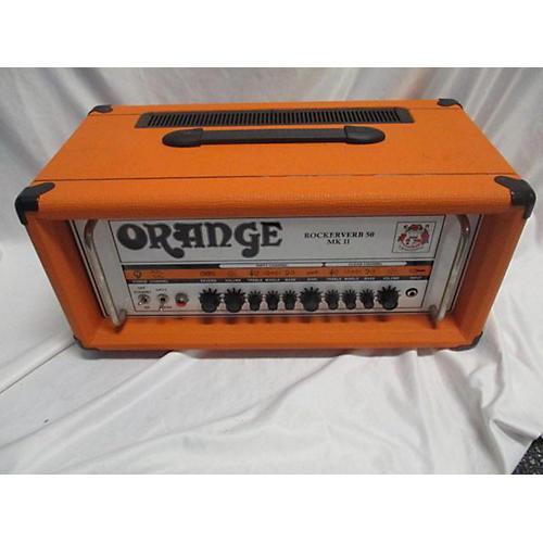 Orange Amplifiers Rockerverb RK50H MKIII Tube Guitar Amp Head