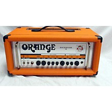 Orange Amplifiers Rockerverb RK50HTC MKI 50W Tube Guitar Amp Head