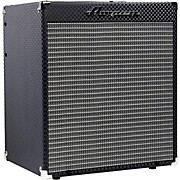 Rocket Bass RB-110 1x10 50W Bass Combo Amp Black and Silver