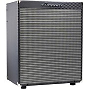 Rocket Bass RB-210 2x10 500W Bass Combo Amp Black and Silver