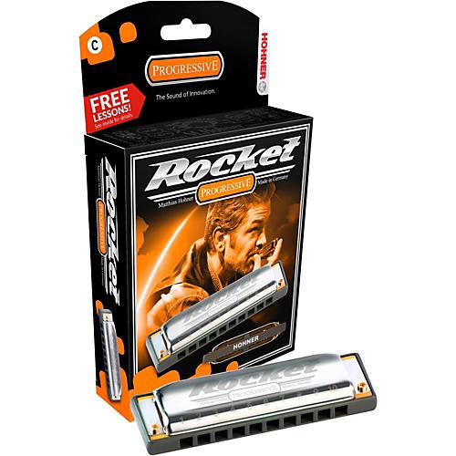 Hohner Rocket Harmonica