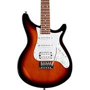 Rocketeer Deluxe Electric Guitar Vintage Sunburst