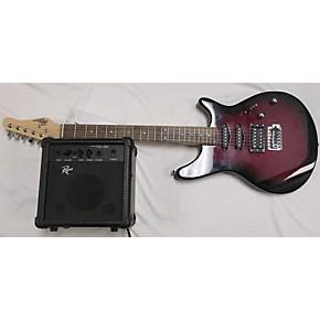 Used Rogue Rocketeer Electric Guitar Pack Electric Guitar Pack
