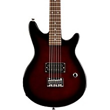 Rocketeer RR50 7/8 Scale Electric Guitar Wine Burst