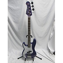 SX Rockin Rose LH Electric Bass Guitar