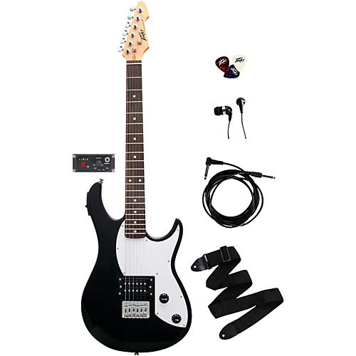 Peavey Rockmaster 5-in-1 Electric Guitar Pack
