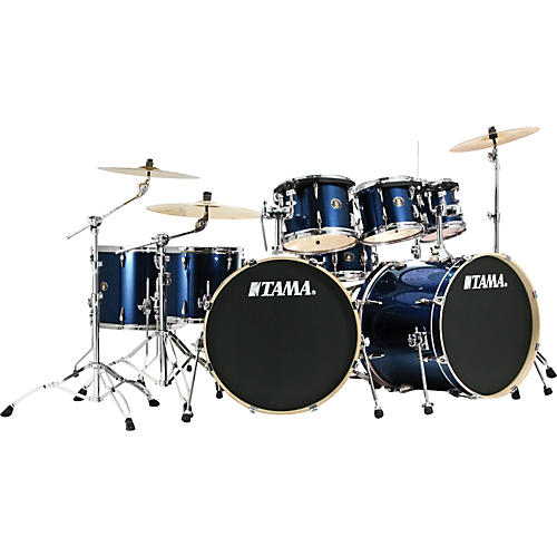 Tama Rockstar 8 Piece Double Bass Drum Shell Pack