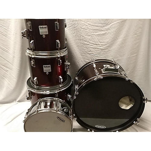 Hohner Rockwood Drums Drum Kit