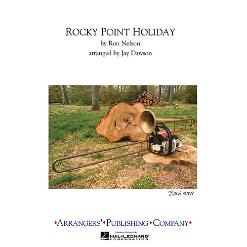 Arrangers Rocky Point Holiday Marching Band Level 4 Arranged by Jay Dawson