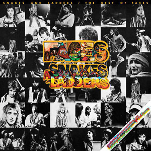 Alliance Rod Stewart - Snakes & Ladders: The Best of Faces