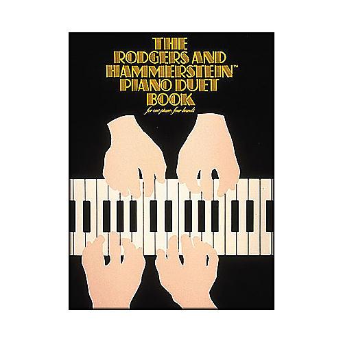 Hal Leonard Rodgers & Hammerstein Piano Duet Book