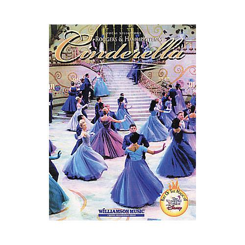 Hal Leonard Rodgers & Hammerstein's Cinderella Piano, Vocal, Guitar Songbook