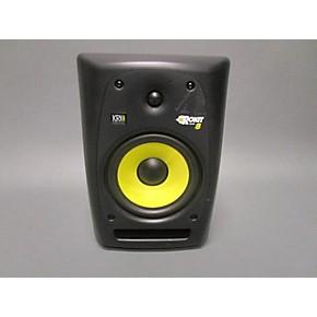 used krk rokit 8 powered speaker guitar center. Black Bedroom Furniture Sets. Home Design Ideas