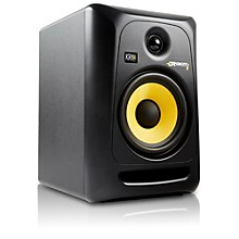 "KRK Rokit Powered 6"" Generation 3 Powered Studio Monitor Level 1"