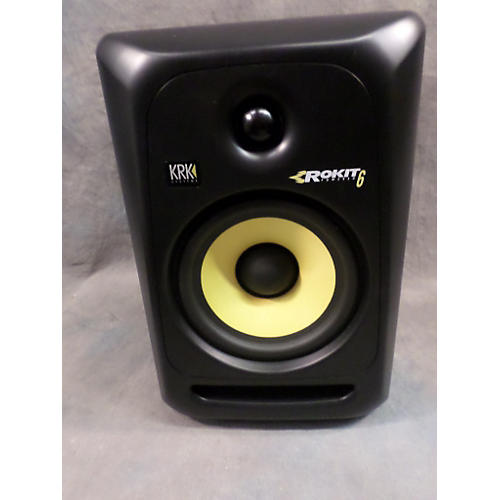 KRK Rokit6 Gen 3 Powered Monitor