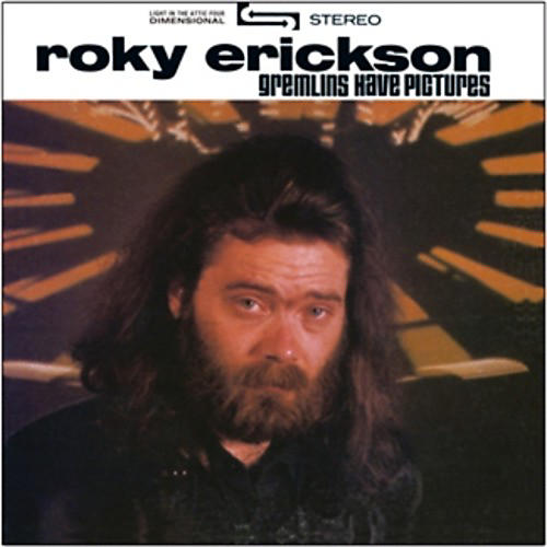 Alliance Roky Erickson - Gremlins Have Pictures
